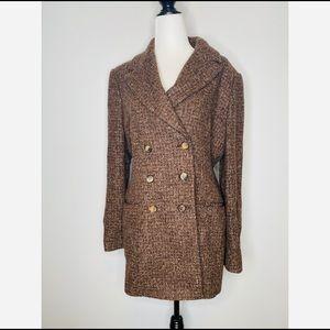 Kiton for Louis Boston Cashmere Blazer Vintage